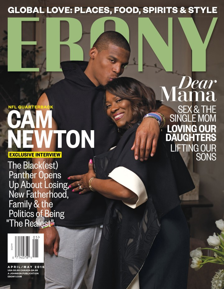 Happy 26th Birthday Cam Newton: 16 Times We Fell In Love With The NFL Player