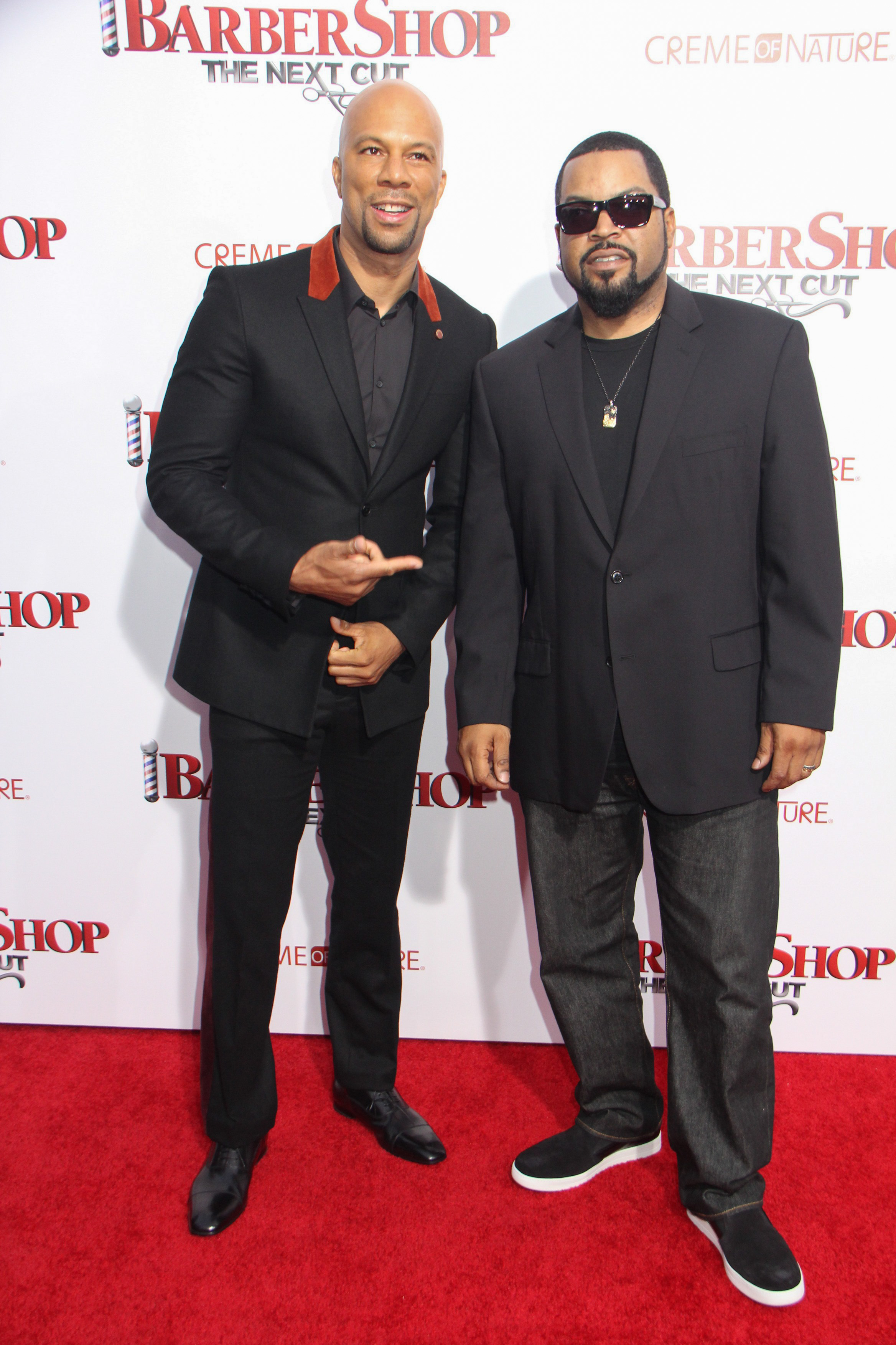 "04/06/2016 - Common, Ice Cube - ""Barbershop: The Next Cut"" Los Angeles Premiere - Arrivals - TCL Chinese Theatre, 6925 Hollywood Boulevard - Hollywood, CA, USA - Keywords: Vertical, Portrait, Photography, Movie Premiere, Film Industry, Red Carpet Event, Arts Culture and Entertainment, Arrival, Attending, Person, People, Celebrity, Celebrities, Topix, Bestof, Comedy, Los Angeles, California Orientation: Portrait Face Count: 1 - False - Photo Credit: Izumi Hasegawa / PRPhotos.com - Contact (1-866-551-7827) - Portrait Face Count: 1"