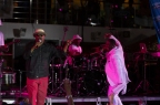 J. Anthony Brown Jumps on Stage During the Johnny Gill Concert [VIDEO]