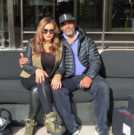 15Times Tina & Richard Lawson Reminded Us Love Can Happen At Any Age