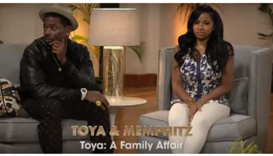 Toya Wright And Memphitz Join 'Marriage Boot Camp Reality ...