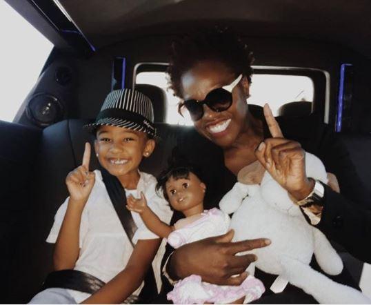 Viola Davis has one daughter named Genesis Tennon