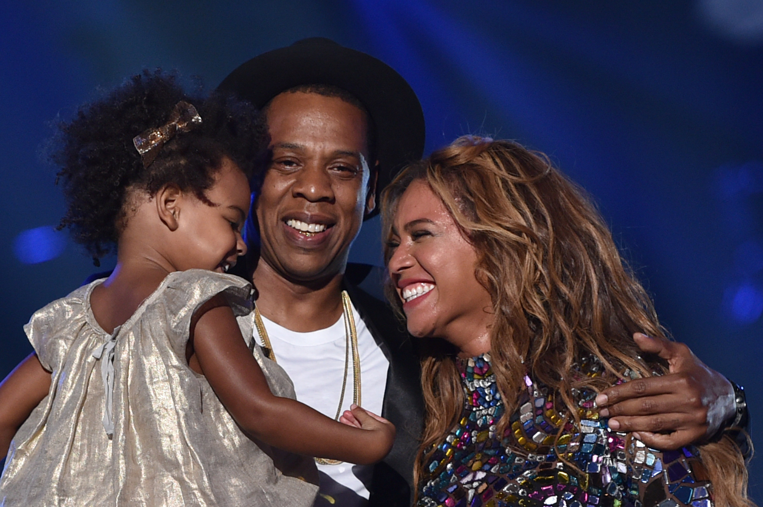 What's The Most Beautiful Thing Blue Ivy Ever Said To Jay-Z?