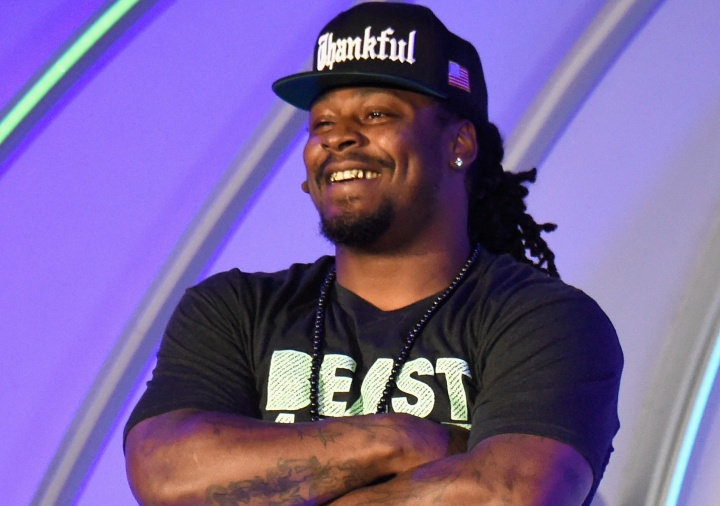 Marshawn Lynch (April 22)