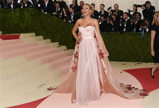 Blake Lively may have been a victim of photo leaks, denied by her camp.