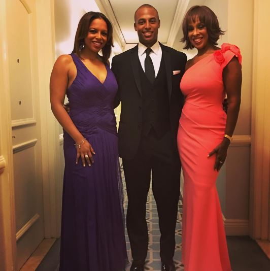Gayle King and her kids