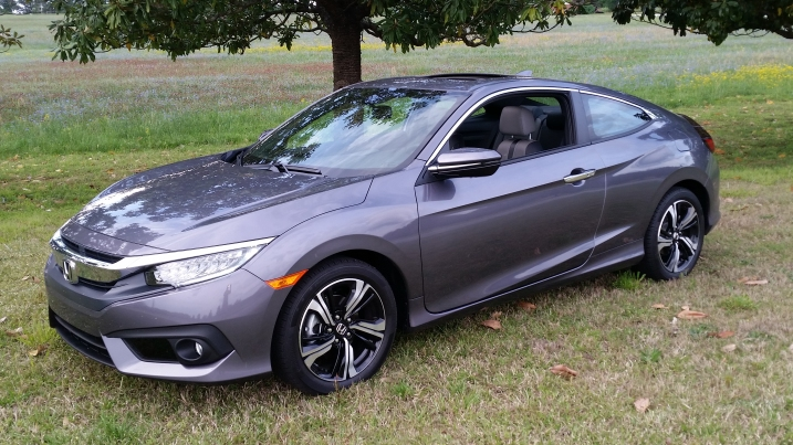2016 honda civic coupe review black america web. Black Bedroom Furniture Sets. Home Design Ideas