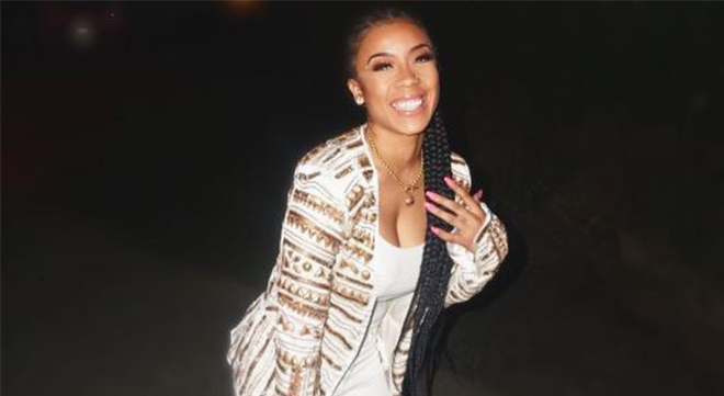 Keyshia Cole Admits To Lying About Pregnancy