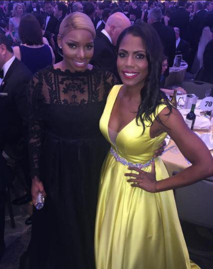 Nene Leakes and Omarosa