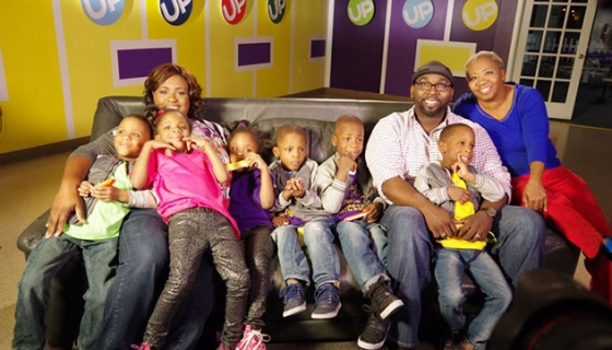 The McGhee's On Raising Five-Year-Old Sextuplets With ...
