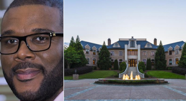 Tyler Perry Sets Real Estate Record In Estate Sale