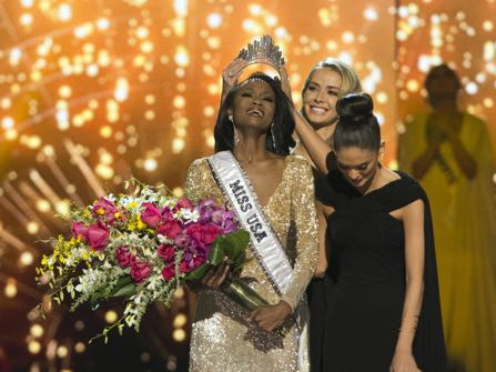 Miss USA Hopes Trump Can Unify Americans | Black America Web