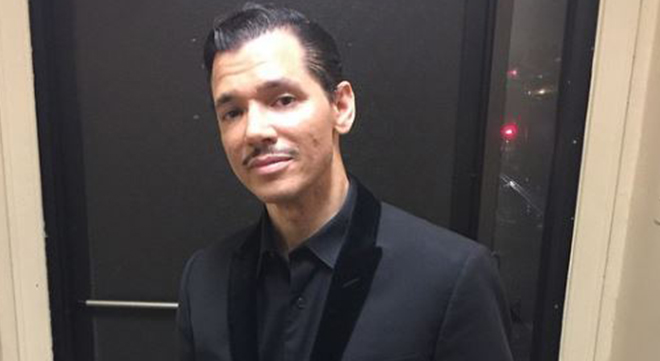 El DeBarge Arrested In Wrench Wielding incident