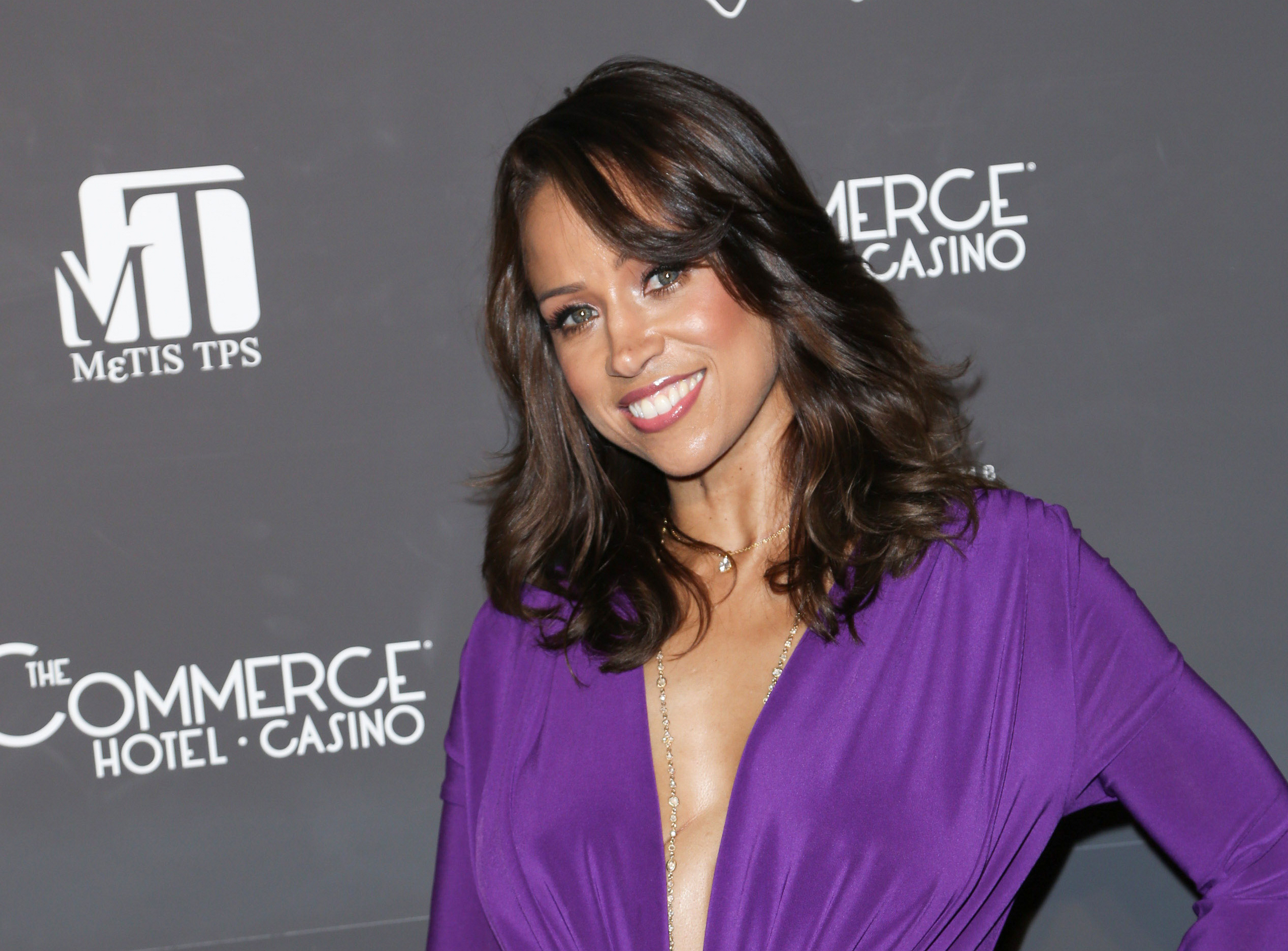 Stacey Dash Secretly Wed Trump Supporter 10 Days After Meeting