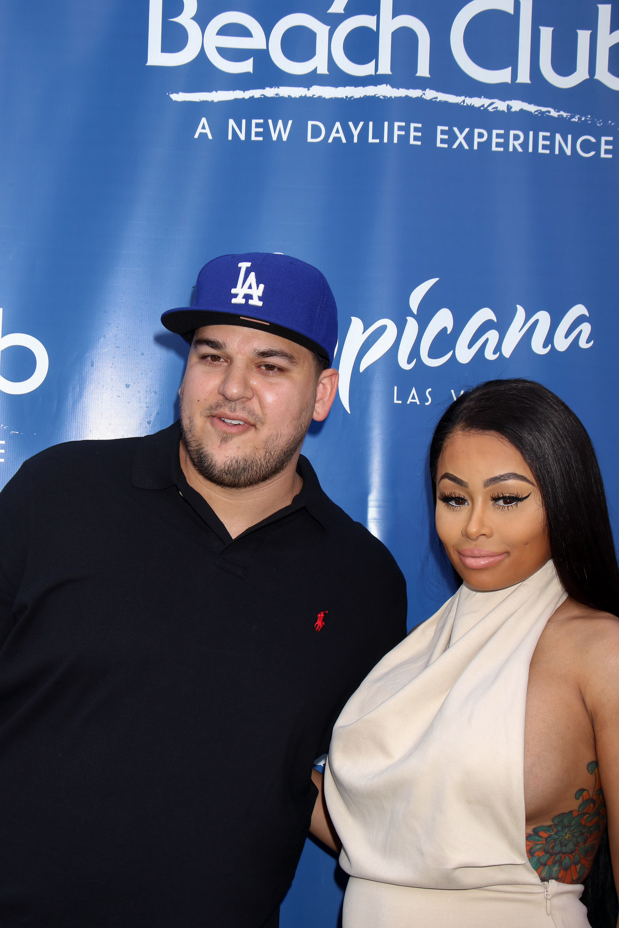 Rob Kardashian Reveals He Was Forced To Hire Security To Protect Himself Following Blac Chyna's 'Violent Attack'