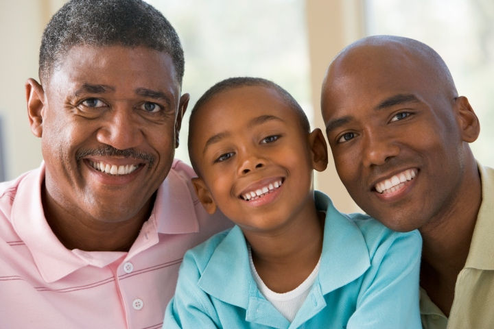 Myth: Your father's family history of breast cancer doesn't affect you as much as your mothers.
