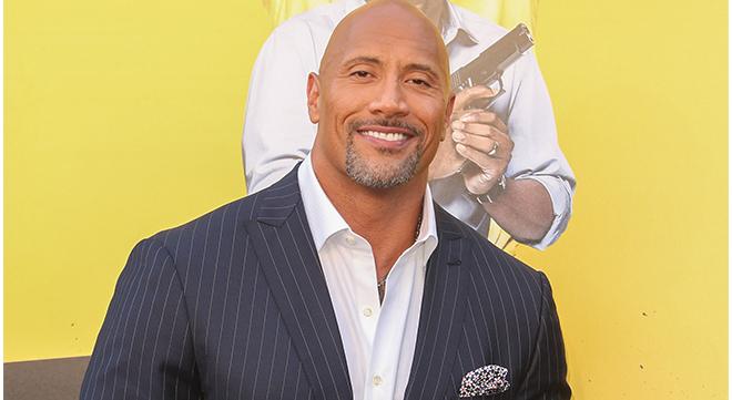 """The Rock"" Johnson's Daughter Chosen As 'Golden Globe Ambassador'"
