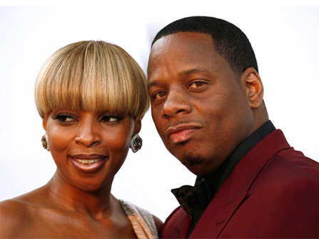 Mary J Blige and Kendu Isaacs – There's nothing good to say about this one.