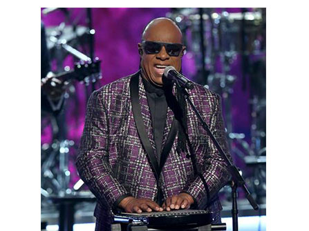 Stevie Wonder was born vStevland Hardaway Judkins