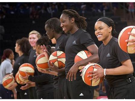 WNBAFinesBlackLivesMatterAP