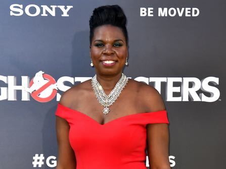 "Leslie Jones arrives at the Los Angeles premiere of ""Ghostbusters"" at the TCL Chinese Theatre on Saturday, July 9, 2016. (Photo by Jordan Strauss/Invision/AP)"