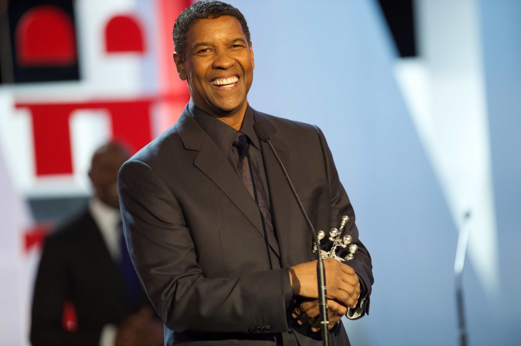 Denzel Washington Knows Who Cardi B Is (And He Has Proof!)