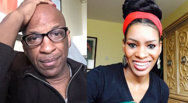 Donnie McClurkin and Nicole C. Mullen got engaged in August