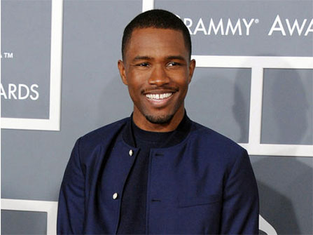 Frank Ocean was born Christopher Edwin Breau