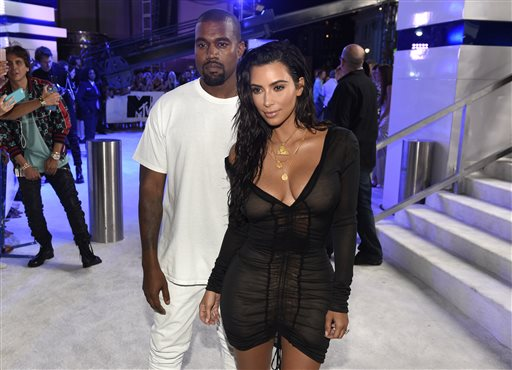Kanye West And Kim Kardashian Expecting Baby Number 4