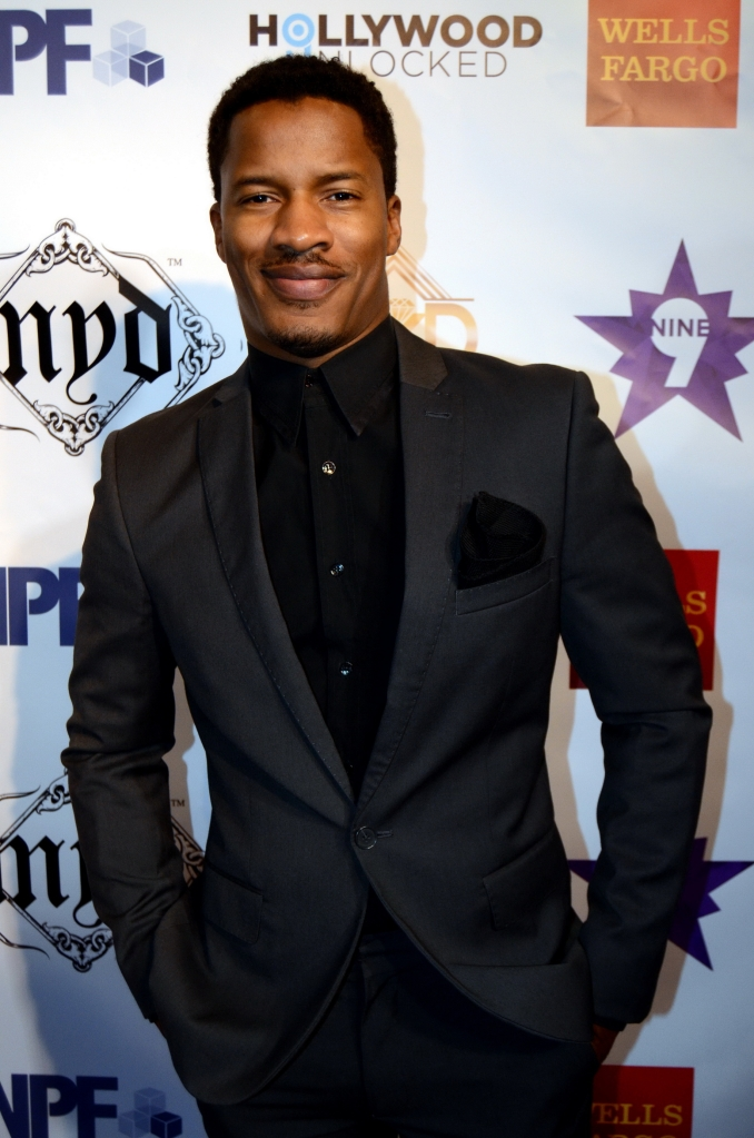 12/08/2015 - Nate Parker - 8th Annual Manifest Your Destiny Toy Drive and Fundraiser Hosted by Hill Harper and Nate Parker - Avalon Hollywood, 1735 Vine Street - Hollywood, CA, USA - Keywords: Manifest Your Destiny, Toy Drive, Vertical, Photography, Arts Culture and Entertainment, Celebrity, Celebrities, Man, Person, People, Fundraiser, Avalon Hollywood, Topix, Bestof, Los Angeles, California Orientation: Portrait Face Count: 1 - False - Photo Credit: Sir Jones / PRPhotos.com - Contact (1-866-551-7827) - Portrait Face Count: 1