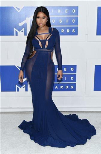 Nicki Minaj was born Onika Maraj