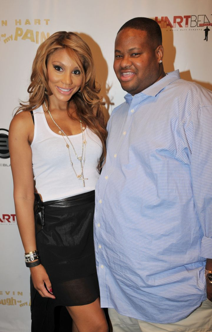 Tamar Braxton & Vincent filed for divorce
