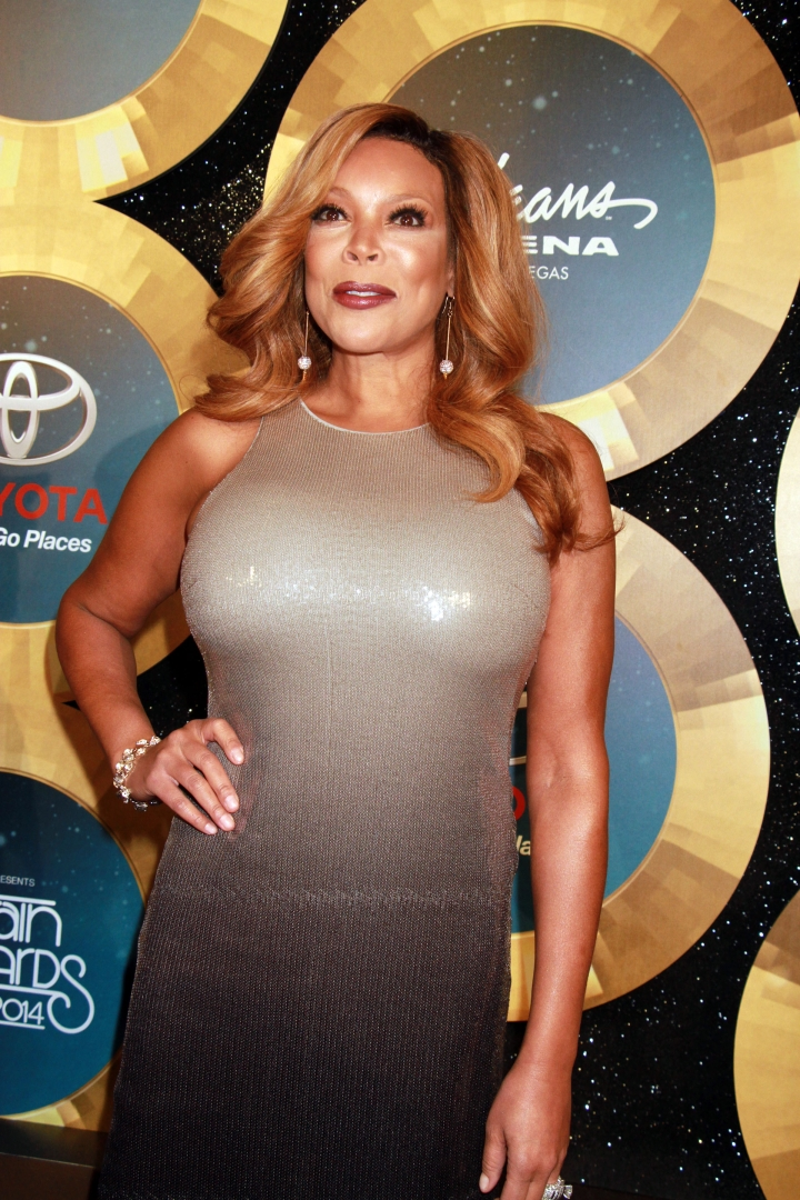 Wendy Williams has one son named Kevin Hunter Jr.