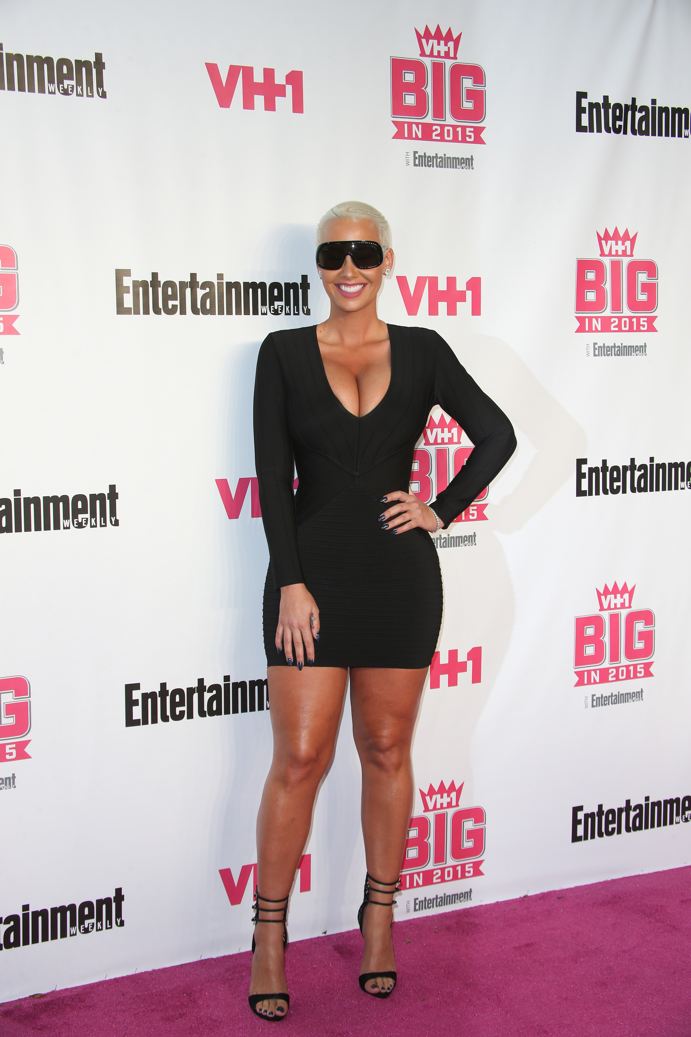 Amber Rose Tells Of Selling Crack And Failing