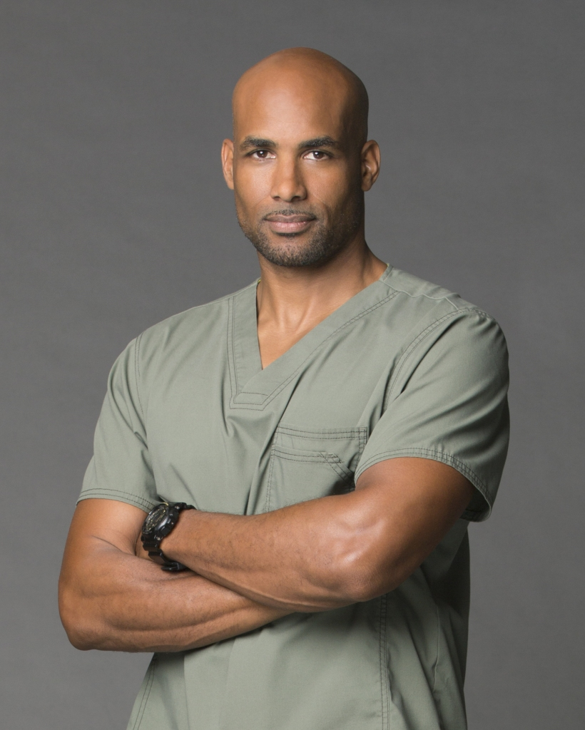 Boris Kodjoe portrays Dr. Will Campbell -- Gallery of the CBS series CODE BLACK, scheduled to air on the CBS Television Network. Photo: Monty Brinton/CBS ©2016 CBS Broadcasting, Inc. All Rights Reserved