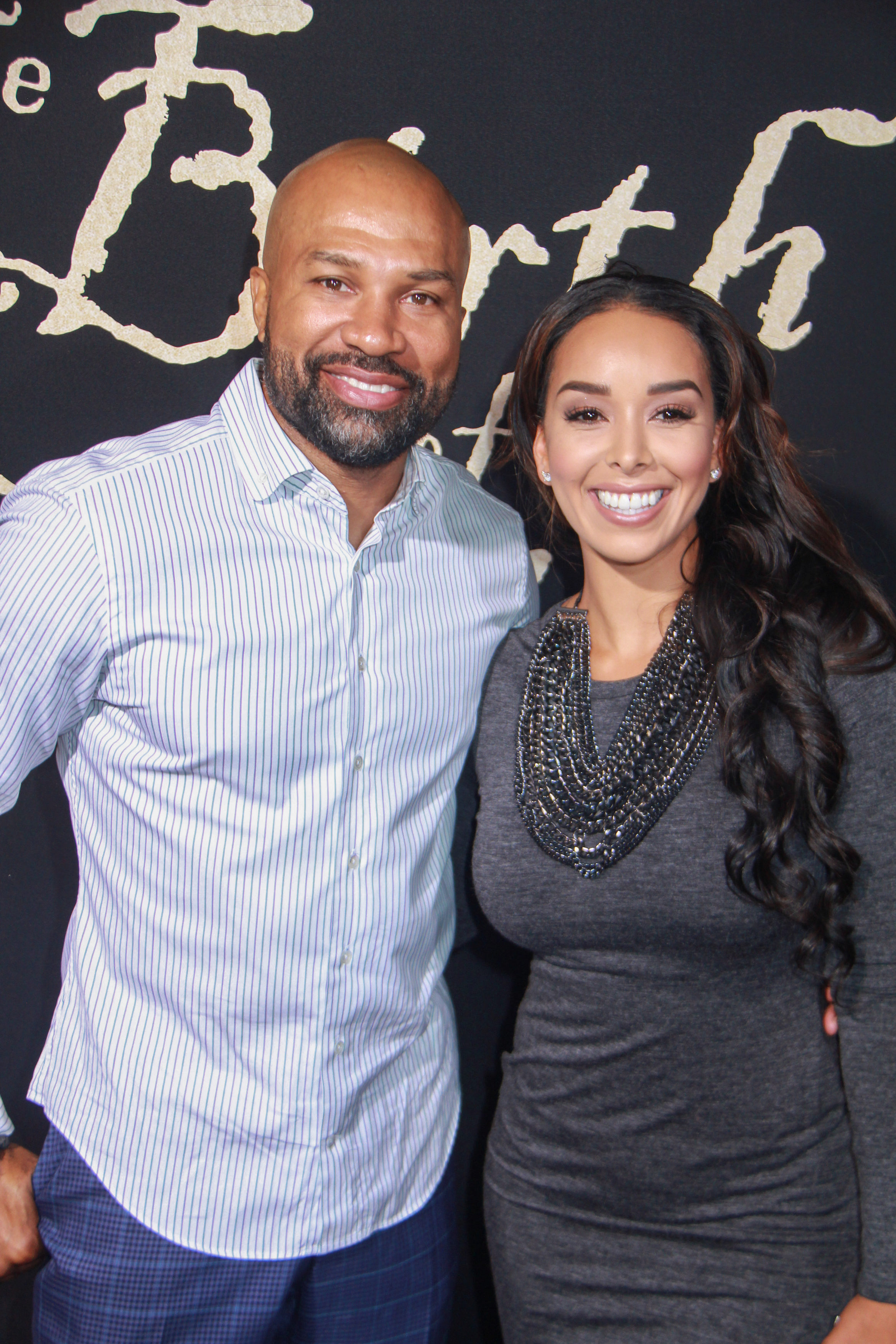 Derek Fisher Arrested For DUI After Accident With Gloria Govan