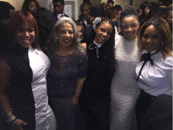 Tina Campbell, Patti Austin, Chloe & Halle and Erica Campbell
