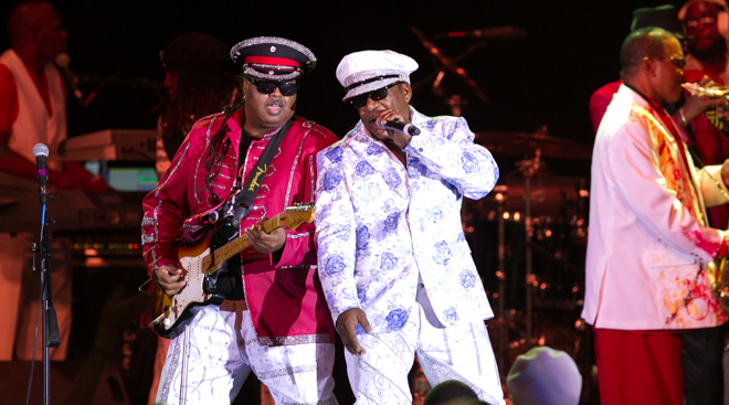 The Masters of Funk
