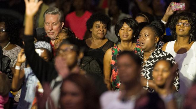 2016 Allstate Tom Joyner Family Reunion: Gospel Explosion