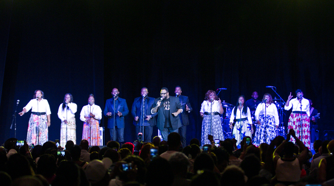 2016 Allstate Tom Joyner Family Reunion: Gospel Explosion