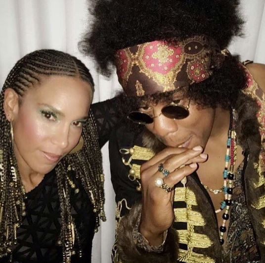 Usher's wife, Grace Miguel and Jay Z