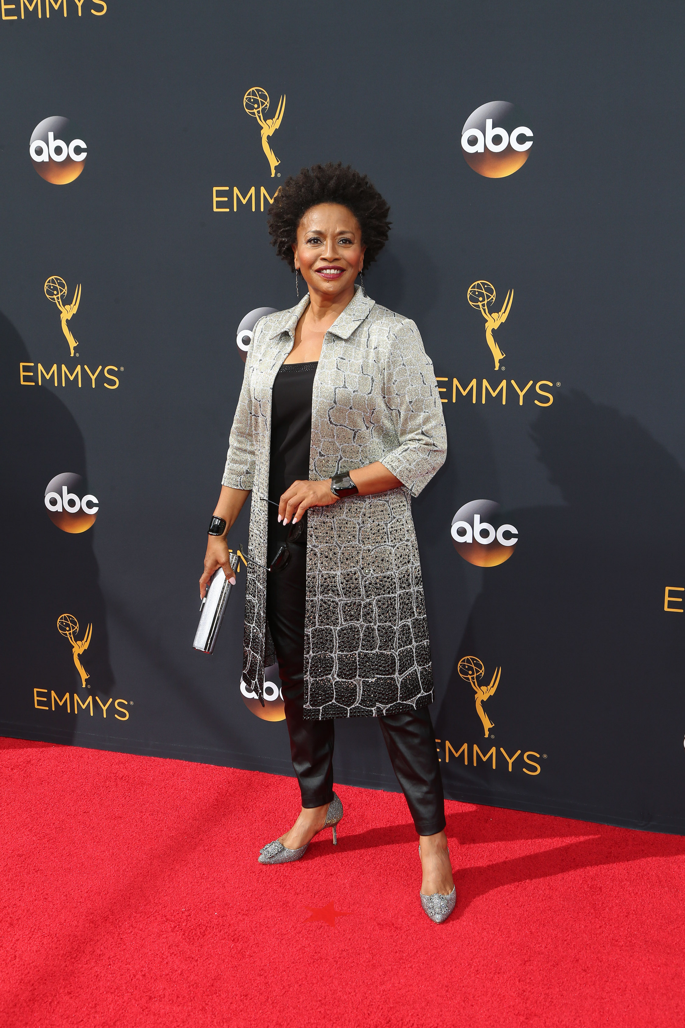 09/18/2016 - Jenifer Lewis - 68th Annual Primetime Emmy Awards - Arrivals - Microsoft Theater, 777 Chick Hearn Court - Los Angeles, CA, USA - Keywords: Vertical, Celebrity, Celebrities, People, Person, Television Show, Photography, Portrait, Annual Event, Emmys, Arts Culture and Entertainment, Arriving, Attending, 2016 Primetime Emmy Awards, 68th Primetime Emmy Awards, Film Industry, Award Show, Portrait, Photography, Arts Culture and Entertainment, Appearance, Red Carpet Event, Topix, Bestof, California Orientation: Portrait Face Count: 1 - False - Photo Credit: PRPhotos.com - Contact (1-866-551-7827) - Portrait Face Count: 1