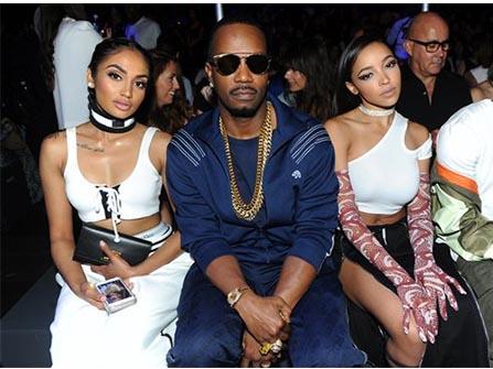 Juicy J and Tinashe