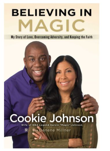 Magic johnson sex book