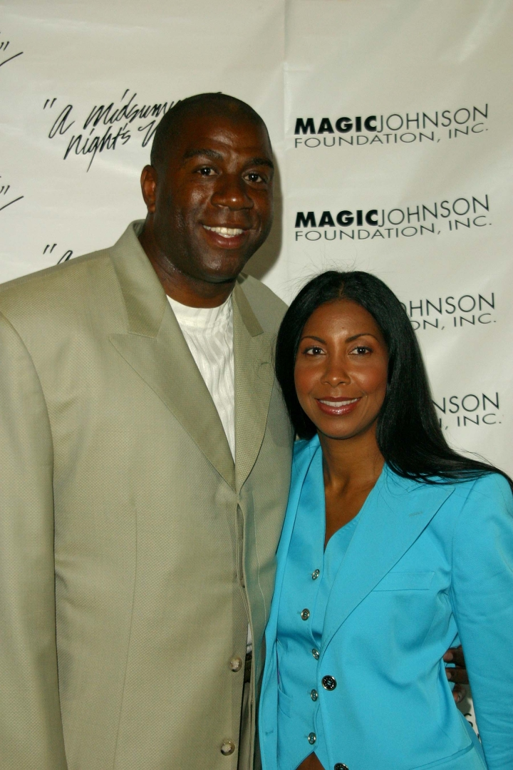 Happy 25th Wedding Anniversary: Magic & Cookie Through The Years