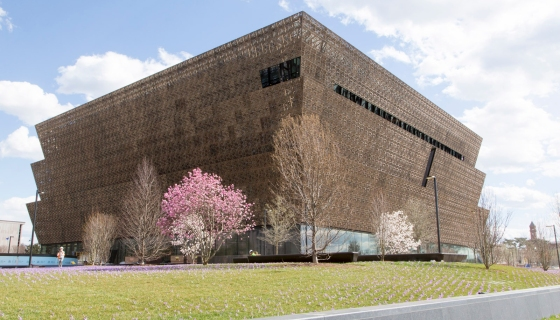 School Officials Address White Student Who Spit On Black Visitor At African American History Museum