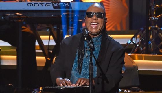 Stevie Wonder's Son Celebrates Sweet 16 With 'Weed Candy' & Travis Scott