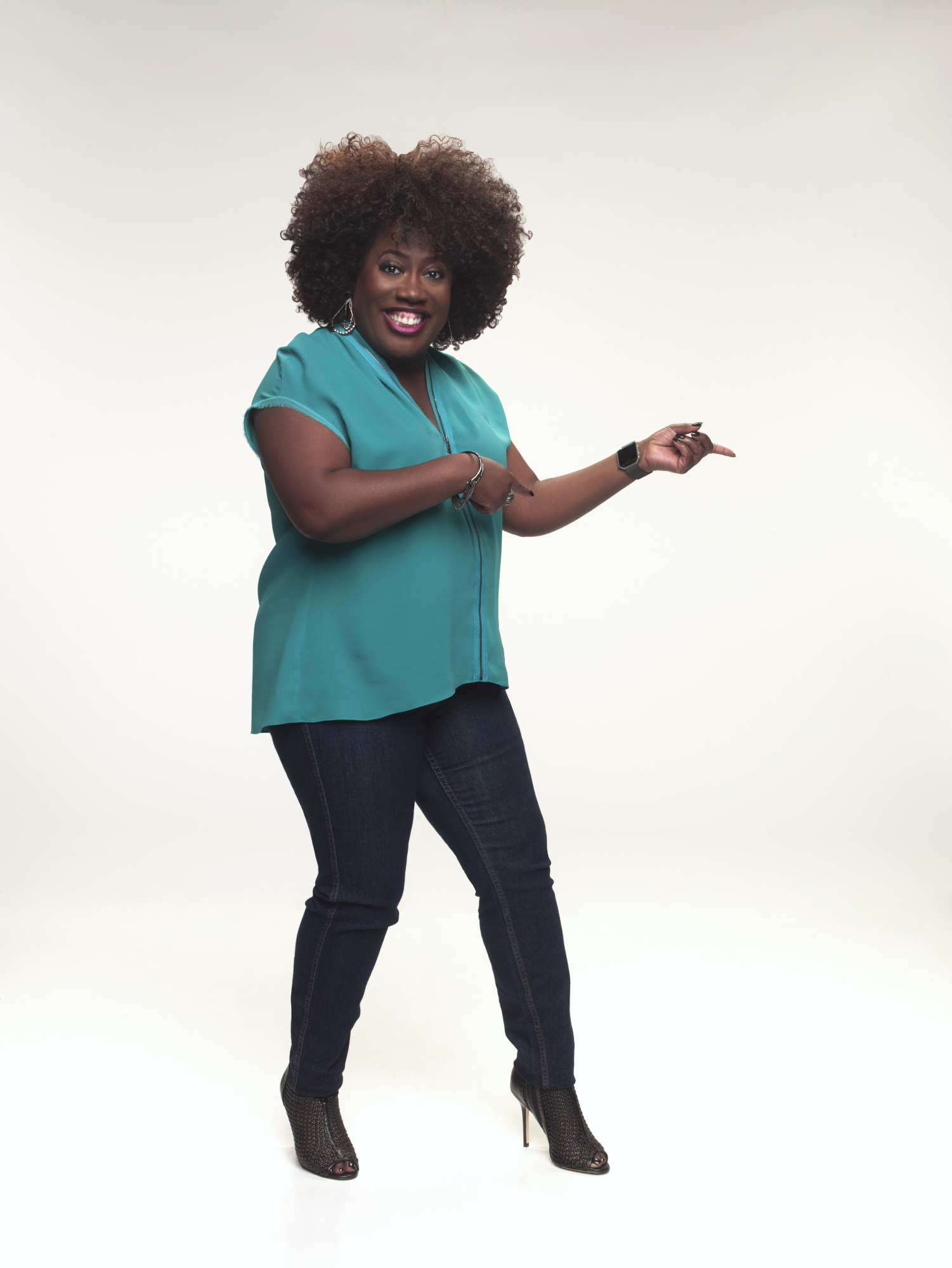The 7 Wonders of THE TALK! Season 7 premieres with shocking reveals, behind the scenes secrets, surprising reunions and more. Monday, Sept. 12, 2:00 PM ET/1:00 PM, PT/CT on the CBS Television Network. Sheryl Underwood, shown Photo: Robert Ascroft© 2016 CBS Broadcasting Inc. All Rights Reserved.