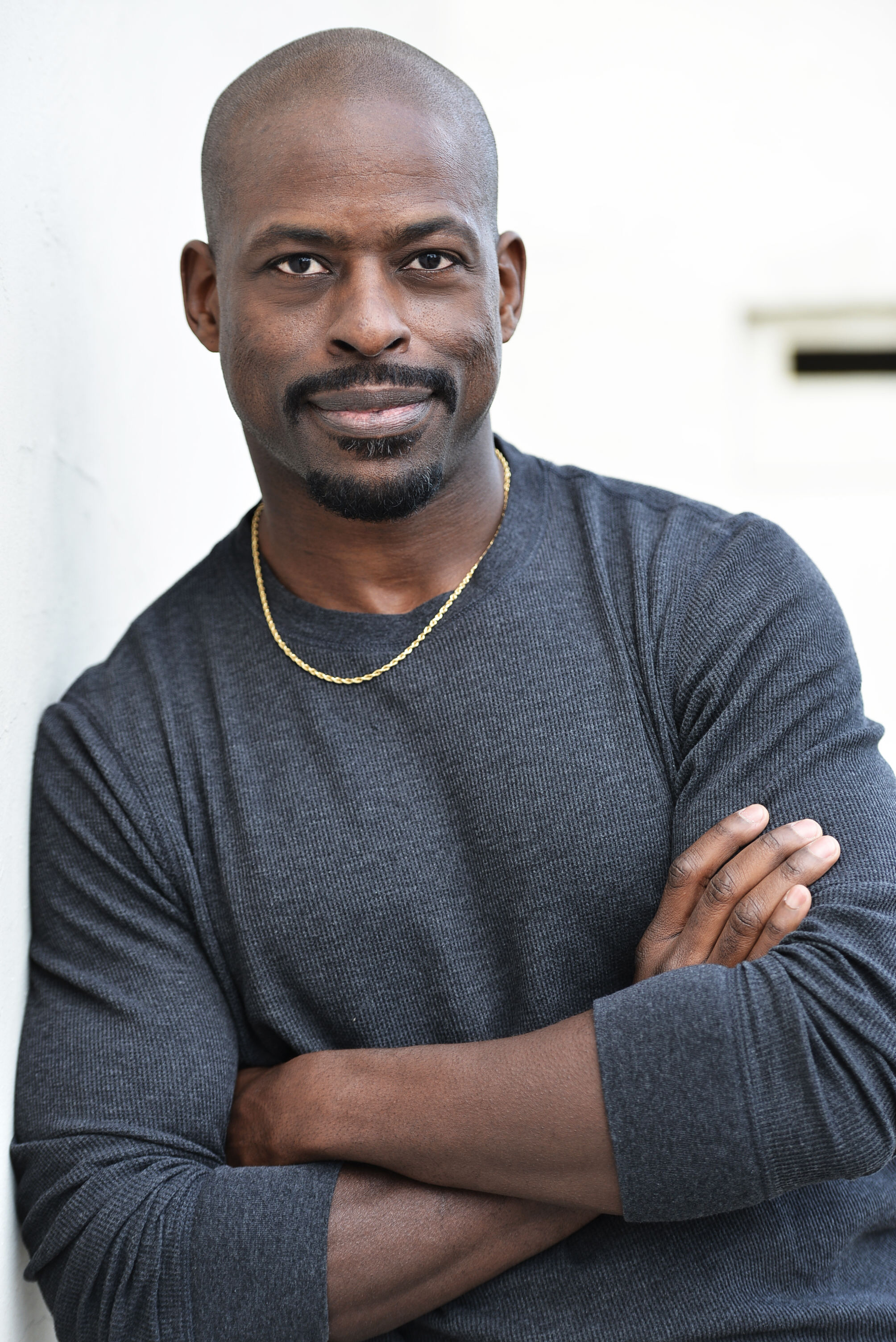 Sterling K. Brown Reveals How Playing A Villain In 'The Predator' Is 'Dope!'