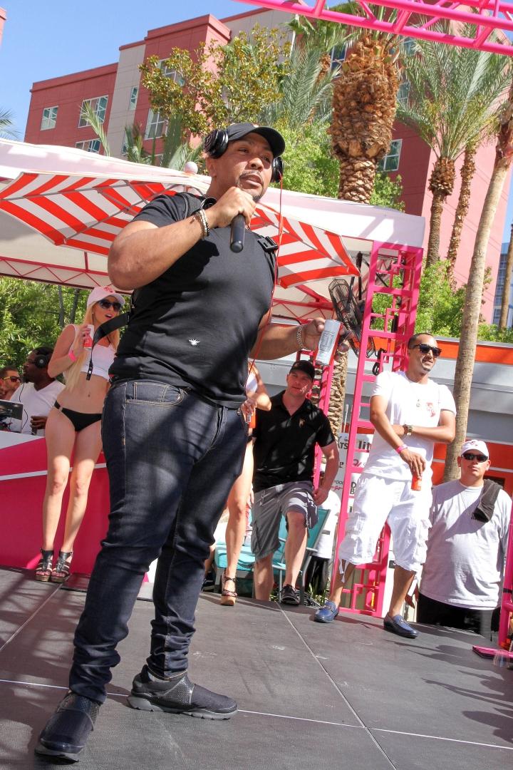 Timbaland In Las Vegas